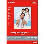 Canon GP-501 A4 Glossy - Fotópapír