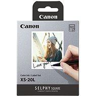 Canon Colour Ink Label Set XS-20L - Papír és fólia
