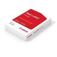Irodai papír Canon Red Label Prestige A3 80g - Kancelářský papír