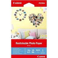 Canon Restickable Photo Paper RP-101 - Fotópapír