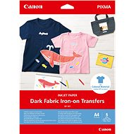 Canon Dark Fabric Iron-On DF-101 A4 - Fotópapír