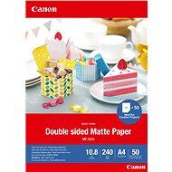 Canon Double Matte Photo Paper MP-101D A4 - Fotópapír