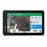 Garmin Zumo XT MT-S - GPS navigáció