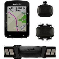 Garmin Edge 520 Plus Bundle Premium - Kerékpáros navigáció