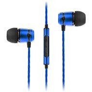 SoundMAGIC E50C, kék - Fej-/Fülhallgató