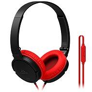 SoundMAGIC P11S fekete-piros - Fej-/fülhallgató