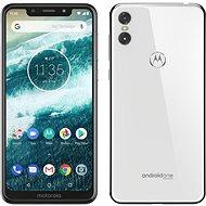 Motorola One Lite NFC, fehér - Mobiltelefon