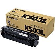 Samsung CLT-K503L fekete - Toner