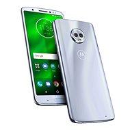 Motorola Moto G6 Plus Single SIM, világoskék - Mobiltelefon