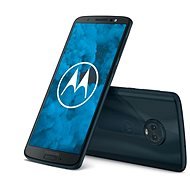 Motorola Moto G6 - kék - Mobiltelefon