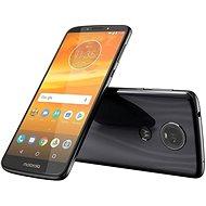 Motorola Moto E5 Plus szürke - Mobiltelefon