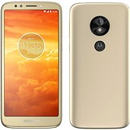 Motorola Moto E5 Play Dual SIM arany - Mobiltelefon