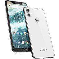 Motorola One Dual SIM fehér - Mobiltelefon