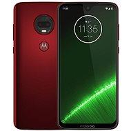 Motorola Moto G7 Plus piros - Mobiltelefon