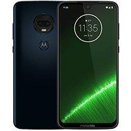 Motorola Moto G7 Plus kék - Mobiltelefon
