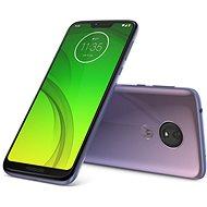 Motorola Moto G7 Power, lila - Mobiltelefon