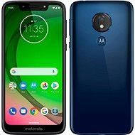 Motorola Moto G7 Play, kék - Mobiltelefon