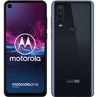 Motorola One Action, kék - Mobiltelefon