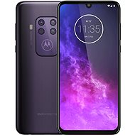 Motorola One Zoom, lila - Mobiltelefon