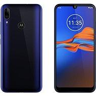 Motorola Moto E6 Plus kék - Mobiltelefon