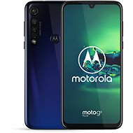 Motorola Moto G8 Plus, kék - Mobiltelefon