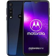Motorola One Macro kék - Mobiltelefon