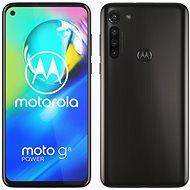 Motorola Moto G8 Power fekete - Mobiltelefon