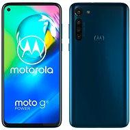 Motorola Moto G8 Power kék színű - Mobiltelefon