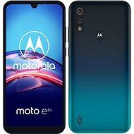 Motorola Moto E6s 32GB Dual SIM - kék - Mobiltelefon