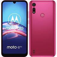 Motorola Moto E6s 32 GB Dual SIM rózsaszín - Mobiltelefon