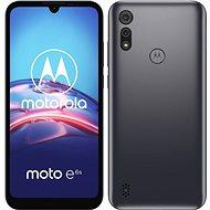 Motorola Moto E6s 32 GB Dual SIM szürke - Mobiltelefon