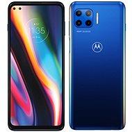 Motorola Moto G 5G Plus kék - Mobiltelefon
