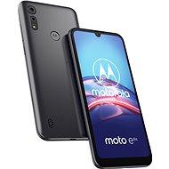 Motorola Moto E6s Plus 64 GB Dual SIM szürke - Mobiltelefon