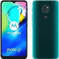 Motorola Moto G9 Play 64GB zöld - Mobiltelefon