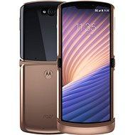 Motorola Razr 5G arany - Mobiltelefon