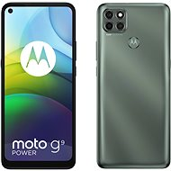 Motorola Moto G9 Power 128GB metál zöld - Mobiltelefon