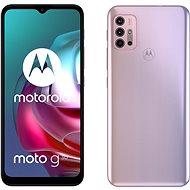Motorola Moto G30 lila színátmenet - Mobiltelefon