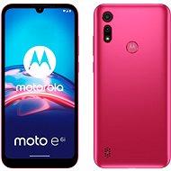 Motorola Moto E6i rózsaszín - Mobiltelefon