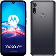 Motorola Moto E6i szürke - Mobiltelefon