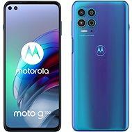 Motorola Moto G100 kék - Mobiltelefon