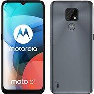Motorola Moto E7 szürke - Mobiltelefon