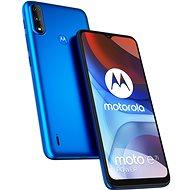 Motorola Moto E7i Power kék - Mobiltelefon