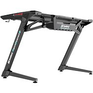 Sandberg Fighter Gaming Desk 2, fekete - Gaming asztal