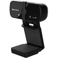Sandberg USB Webcam Pro+ 4K - Webkamera