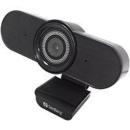 Sandberg USB AutoWide Webcam 1080P HD, fekete - Webkamera
