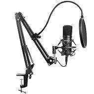 SANDBERG Streamer USB mikrofon Kit, fekete - Mikrofon