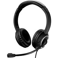 Sandberg USB Chat Headset mikrofonnal, fekete - Fej-/fülhallgató