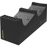 Snakebyte XBOX series X Twin Charge SX Black - Töltőállvány