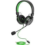 SNAKEBYTE HEAD:SET X - Mikrofonos fej-/fülhallgató