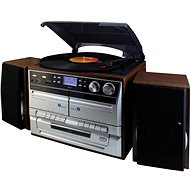 Soundmaster MCD5500DBR - Mikrorendszer